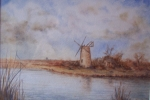Oby Mill ~ Norfolk Broads SOLD