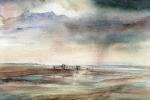 Marsh Storm ~ Norfolk SOLD