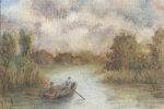 Peaceful Afternoon ~ Norfolk Broads SOLD