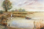 Tranquil Day ~ Norfolk Broads SOLD