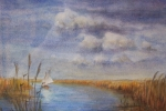 On The Thurne ~ Norfolk SOLD