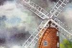 Billingford Mill ~ Norfolk ASG5018