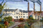 Stoke Holy Cross Mill, Colman's Mustard ASG5045