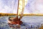 "Hunter's Fleet ""Lullaby"" ASG5043"