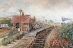 Norwich Train, Hindolveston Norfolk ASG5008