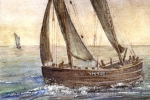 """Great Yarmouth Drifter """"Paradox"""" ASG5033"""