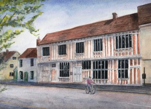 Paycocke's House, West St ~ Coggeshall