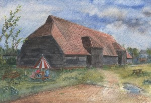 Picnic at Grange Barn ~ Coggeshall
